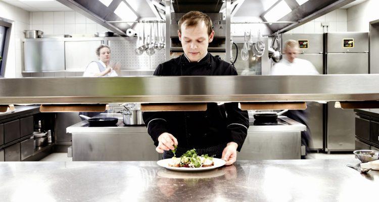 Wasems Küchenchef Berno Lammers